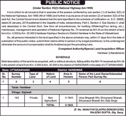 speical-land-acquisition-officer-haridwar-public-notice-ad-times-of-india-delhi-07-02-2019.png