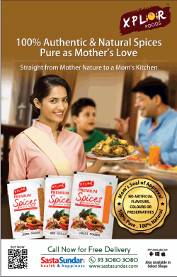 xplor-foods-100%-authentic-and-natural-spices-pure-as-mothers-love-ad-calcutta-times-07-02-2019.png