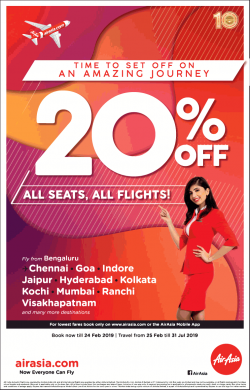 air-asia-time-to-set-off-on-an-amazing-journey-20%-off-ad-times-of-india-bangalore-21-02-2019.png
