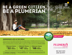brigade-plumeria-lifestyle-new-launch-be-a-green-citizen-ad-times-of-india-bangalore-23-02-2019.png