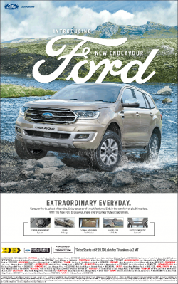 ford-new-endeavour-car-extraordinary-everyday-ad-times-of-india-mumbai-23-02-2019.png