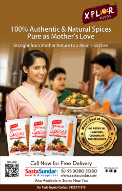 xplor-foods-100%-authentic-and-natural-spices-pure-as-mothers-love-ad-calcutta-times-21-02-2019.png