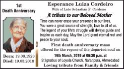 1st-death-anniversary-esperance-luiza-cordeiro-ad-times-of-india-ahmedabad-19-03-2019.png
