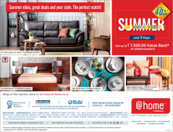 at-home-furniture-summer-vibes-fest-upto-40%-off-ad-times-of-india-bangalore-22-03-2019.png
