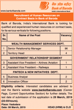 bank-of-baroda-recruitment-of-human-resources-on-contract-basis-ad-times-ascent-mumbai-13-03-2019.png