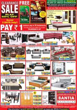 bantia-furniture-clearance-sale-flat-60%-off-ad-hyderbad-times-23-03-2019.png