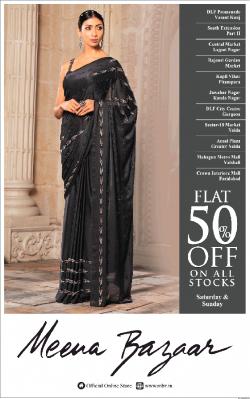meena-bazaar-flat-50%-off-on-all-stocks-ad-delhi-times-10-03-2019.png