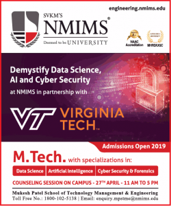 nmims-demystify-data-science-al-and-cyber-security-vt-virginia-tech-ad-times-of-india-delhi-25-04-2019.png