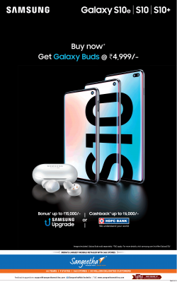 samsung-s10e-s10-s10-plus-buy-now-get-galaxy-buds-at-rs-4999-ad-bangalore-times-14-03-2019.png