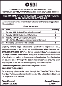 state-bank-of-india-recruitment-of-specialist-cadre-officers-ad-times-ascent-delhi-06-03-2019.png