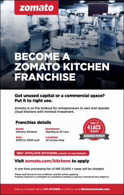 zomato-become-a-kitchen-franchise-get-unused-capital-ad-times-of-india-mumbai-14-03-2019.png