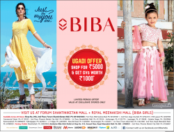 biba-clothing-ugadi-offer-shop-for-rs-5000-and-get-worth-rs-1000-ad-times-of-india-bangalore-29-03-2019.png