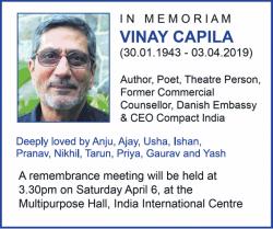 remembrance-vinay-capila-ad-times-of-india-delhi-05-04-2019.png