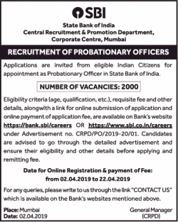state-bank-of-india-recruitment-of-probationary-officers-ad-times-ascent-delhi-03-04-2019.png