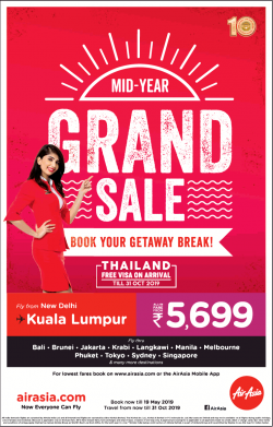 air-asia-mid-year-grand-sale-thailand-free-visa-on-arrival-ad-times-of-india-delhi-14-05-2019.png