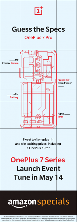 amazon-specials-guess-the-specs-oneplus-7-pro-ad-times-of-india-delhi-07-05-2019.png