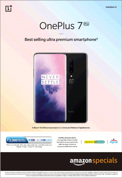 amazon-specials-one-plus-7-pro-best-selling-ultra-premium-smart-hone-ad-times-of-india-delhi-23-05-2019.png