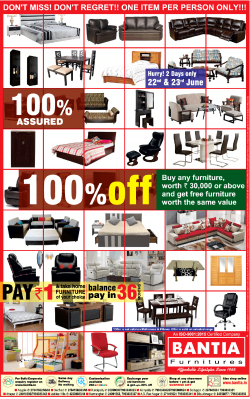 bantia-furnitures-pay-rs-1-and-take-any-furniture-ad-hyderabad-times-22-06-2019.png