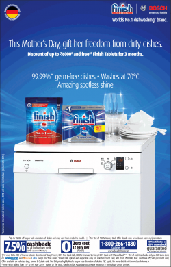 bosch-finish-detergents-this-mothers-day-gift-her-freedom-from-dirty-dishes-ad-times-of-india-bangalore-12-05-2019.png