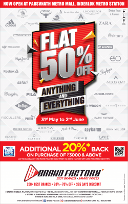 brand-factory-flat-50%-anything-and-everything-ad-delhi-times-31-05-2019.png