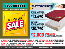damro-furniture-mattresses-mid-year-sale-ad-bangalore-times-27-06-2019.png
