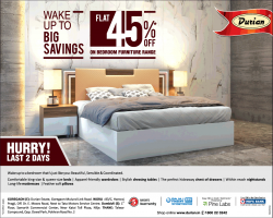 durian-furniture-flat-45%-off-on-bedroom-furniture-ad-bombay-times-28-06-2019.png