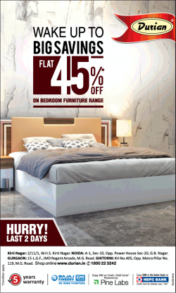 durian-furniture-wake-up-to-big-savings-flat-45%-off-ad-delhi-times-22-06-2019q.png