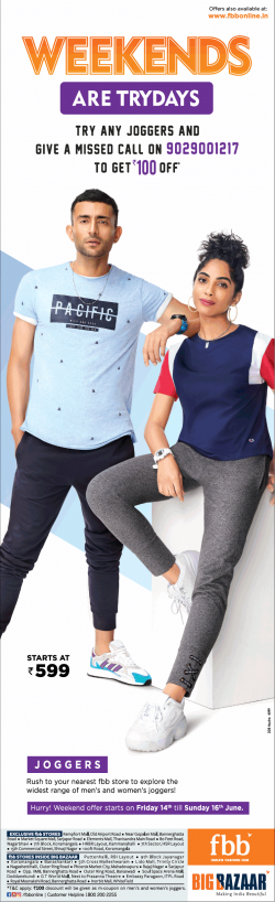 fashion-big-bazaar-weekends-try-any-jogges-ad-bangalore-times-14-06-2019.png