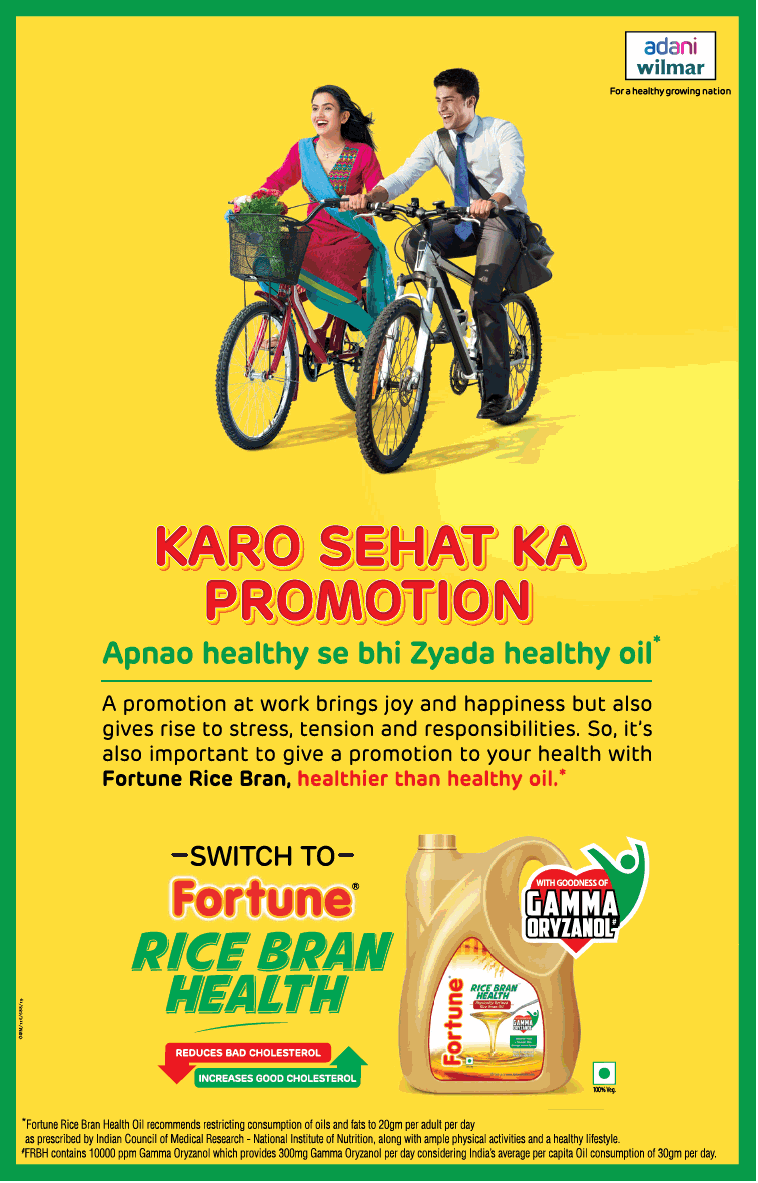 fortune-rice-bran-oil-rice-bran-health-ad-delhi-times-09-06-2019.png