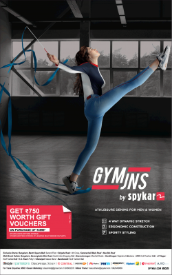 gym-jeans-by-spykar-get-rs-750-worth-gift-vouchers-ad-bangalore-times-03-05-2019.png