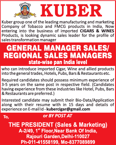 kuber-group-invite-applications-for-general-manager-ad-times-ascent-delhi-19-06-2019.png