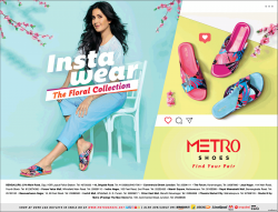 metro-shoes-insta-wear-the-floral-collection-ad-times-of-india-bangalore-10-05-2019.png
