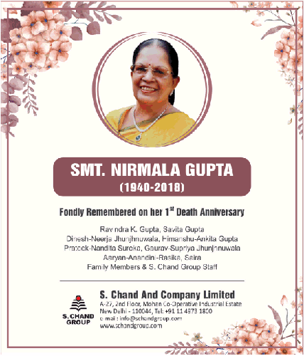 nirmala-gupta-1st-death-anniversary-ad-times-of-india-delhi-12-05-2019.png