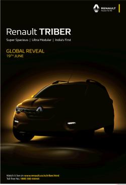 renault-triber-global-reveal-19th-june-ad-times-of-india-mumbai-18-06-2019.png