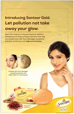 santoor-gold-soap-introducing-santoor-gold-let-pollution-not-take-ad-bangalore-times-09-06-2019.png