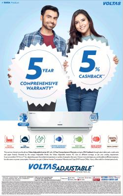 voltas-air-conditioner-5-year-comprehensive-warranty-ad-delhi-times-10-05-2019.png