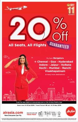 air-asia-all-seats-all-flights-20%-off-guaranteed-ad-times-of-india-bangalore-03-07-2019.png