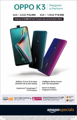 amazon-specials-oppo-k3-designed-to-perform-ad-times-of-india-mumbai-30-07-2019.png