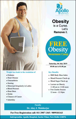 apollo-hospitals-free-obesity-awareness-camp-ad-delhi-times-05-07-2019.png