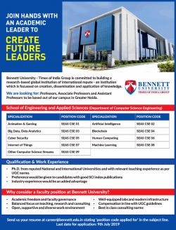 bennet-university-school-of-engineering-requires-animation-and-gaming-ad-times-ascent-delhi-03-07-2019.png