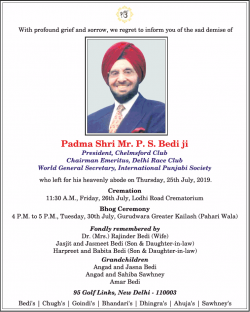 bhog-ceremony-padma-shri-mr-p-s-bedi-ji-ad-times-of-india-delhi-26-07-2019.png