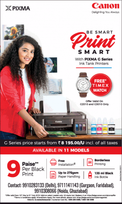 canon-be-smart-with-pixma-g-series-ad-times-of-india-delhi-13-07-2019.png