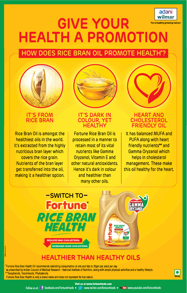 fortune-rice-bran-oil-healthier-than-healthy-oils-ad-times-of-india-mumbai-30-06-2019.png
