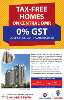 risington-tax-free-homes-on-central-omr-0%-gst-ad-chennai-times-29-06-2019.png