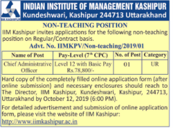 indian-institute-of-management-kashipur-non-teaching-position-chief-administrative-officer-ad-times-ascent-delhi-28-08-2019.png
