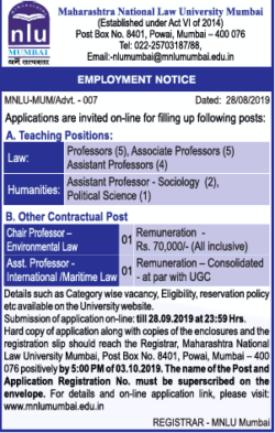 maharshtra-national-law-university-employment-notice-ad-times-of-india-delhi-29-08-2019.png