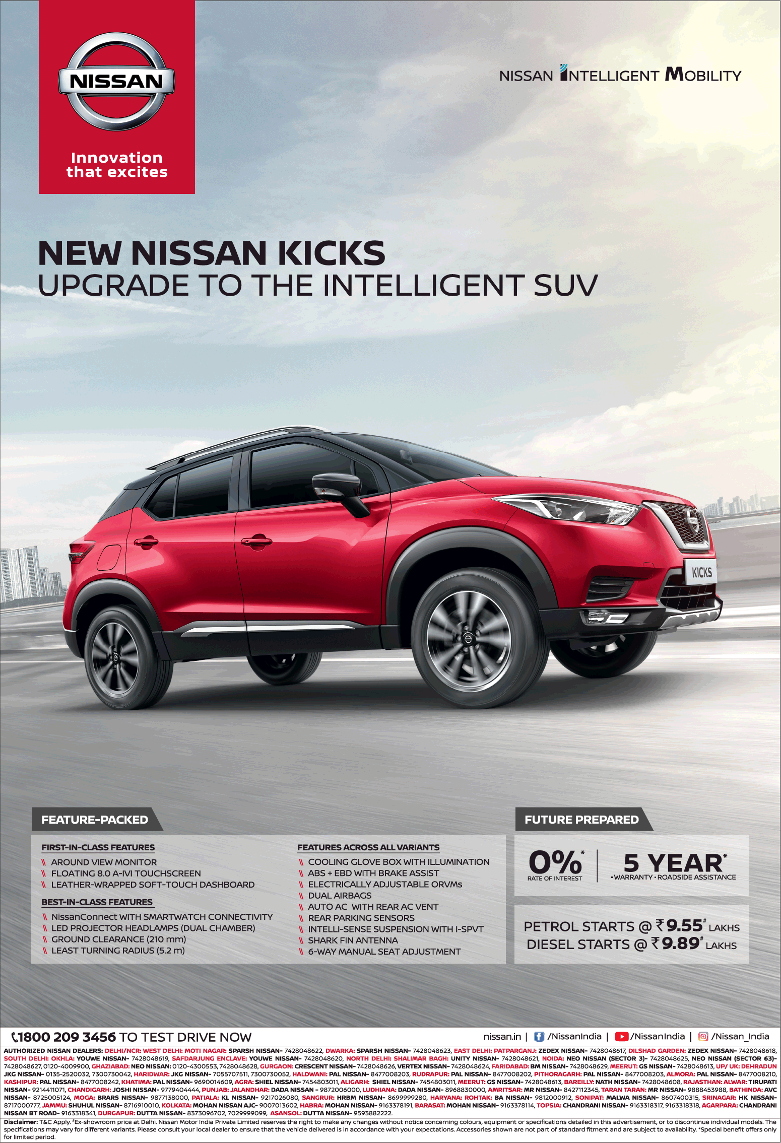 What Is The Song In The 2021 Nissan Kicks advert