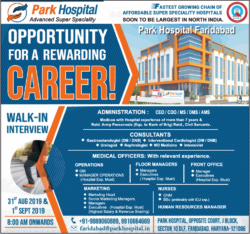 park-hospital-oppurtunity-for-a-rewaring-for-career-ad-times-ascent-delhi-28-08-2019.png