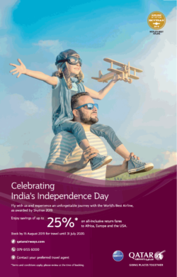 qatar-celebrating-indias-independence-day-discount-upto-25%-ad-times-of-india-delhi-09-08-2019.png