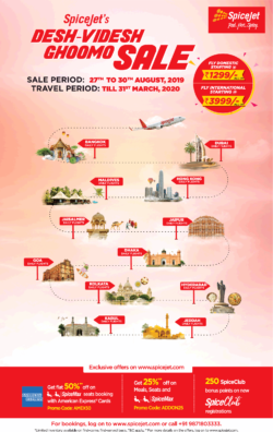 spicejet-desh-videsh-ghoomo-sale-domestic-period-rs-1299-ad-times-of-india-delhi-28-08-2019.png